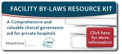 Facility By-Laws Resource Kit